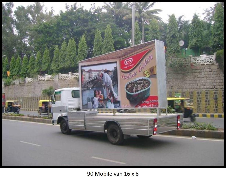 Mobile van, Bengaluru