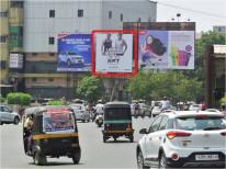 Udhana Main Road Near Savera Complex  (Right)