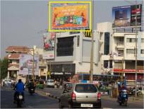 Rander road , Rushabh Char Rasta , Above  Mc'Donald's