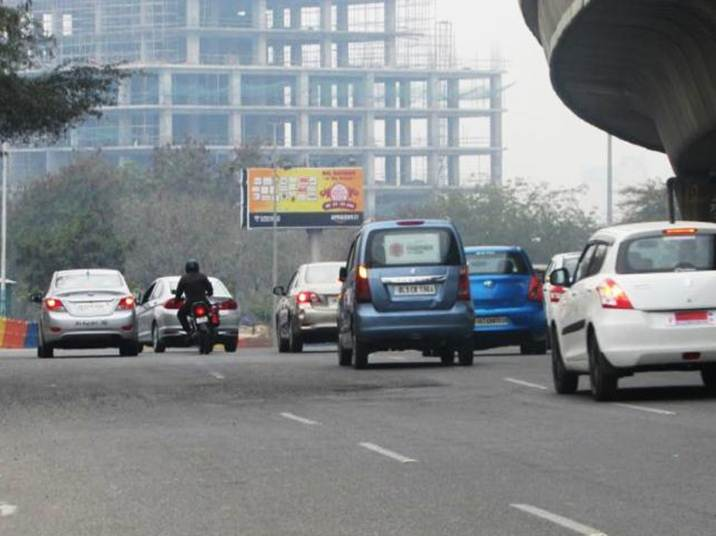 MG Road Pahari, Gurgaon