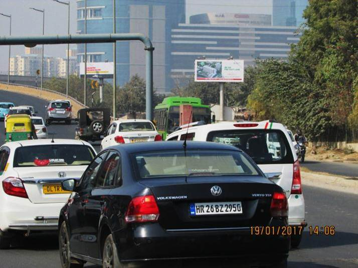 Sikanderpur MG Road to Cyber City -1, Gurgaon