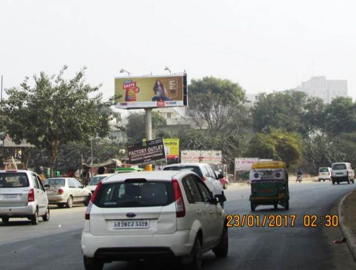 Sikanderpur Cyber City to MG Road -1, Gurgaon