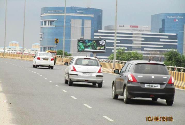 Sikanderpur MG Rd to Cyber City-2, Gurgaon