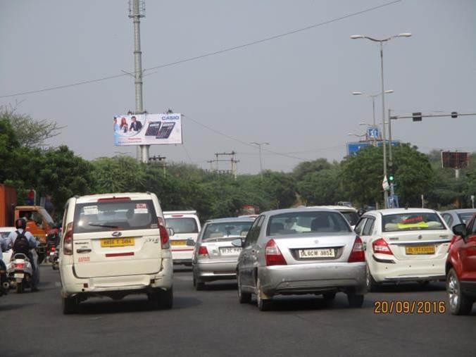 Phase 1 Red light, Gurgaon