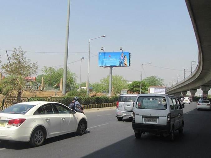 MG Road Entry Front, Gurgaon