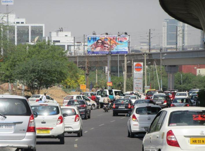 MG Road Nathupur Delhi to GGN, Gurgaon