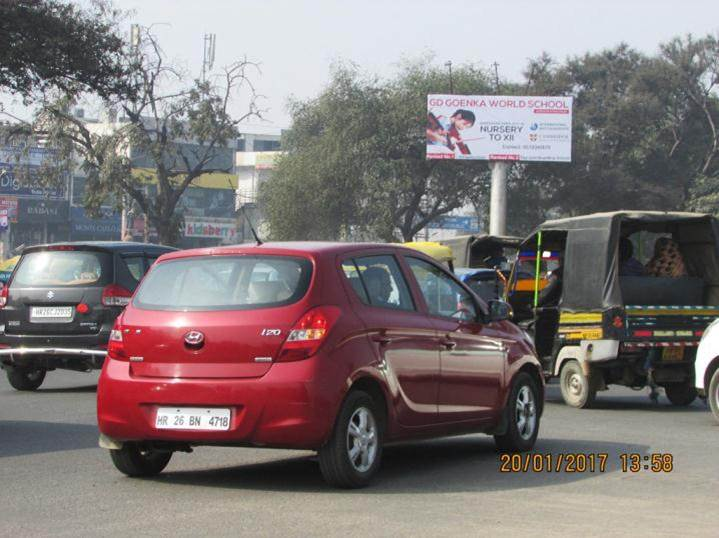 Atul Kataria Chowk, Gurgaon