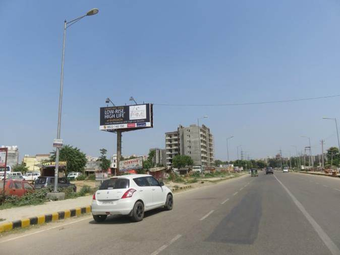 Outside CGHS Society - 2, Gurgaon