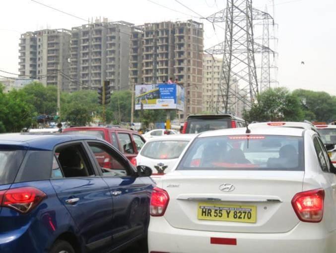After Hong Kong Bazar, Gurgaon