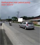 Badharghat Near petrol pump