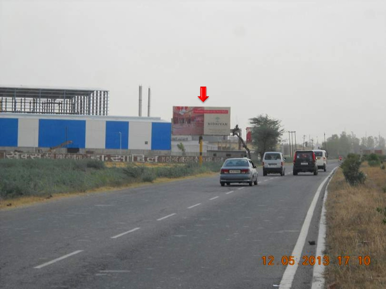 Chhata, Kosi, NH-2