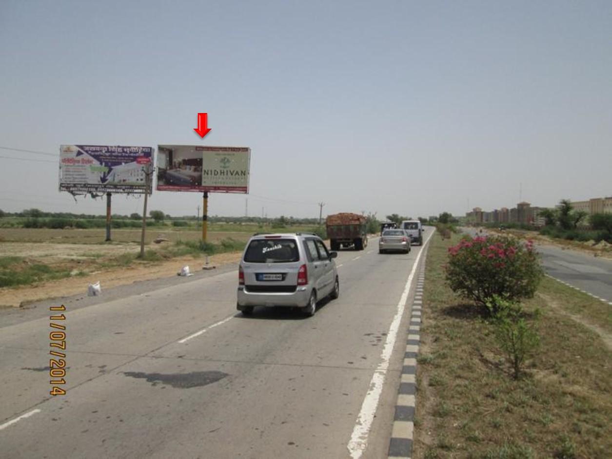 Opp. GLA Bajaj, Akbarpur, NH-2