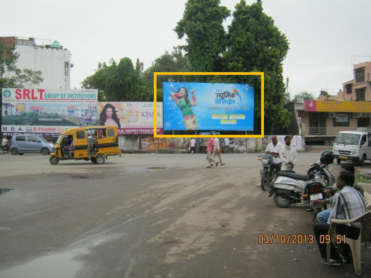 Shastri Chowraha, Etawah
