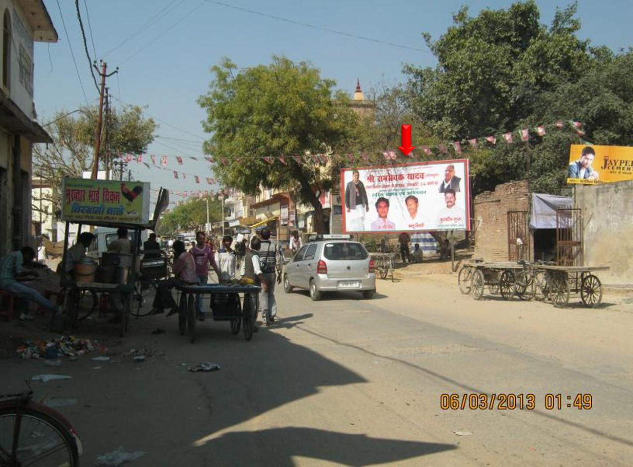 Station Road, Nr. Naurangabad Chowraha, Etawah