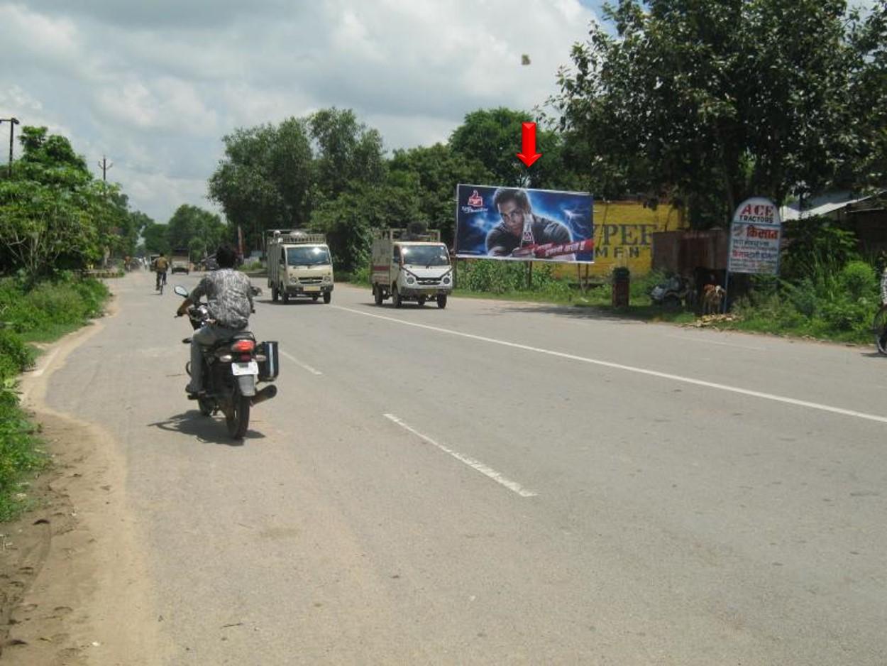 Dibiyapur Bypass Road, Auraiya