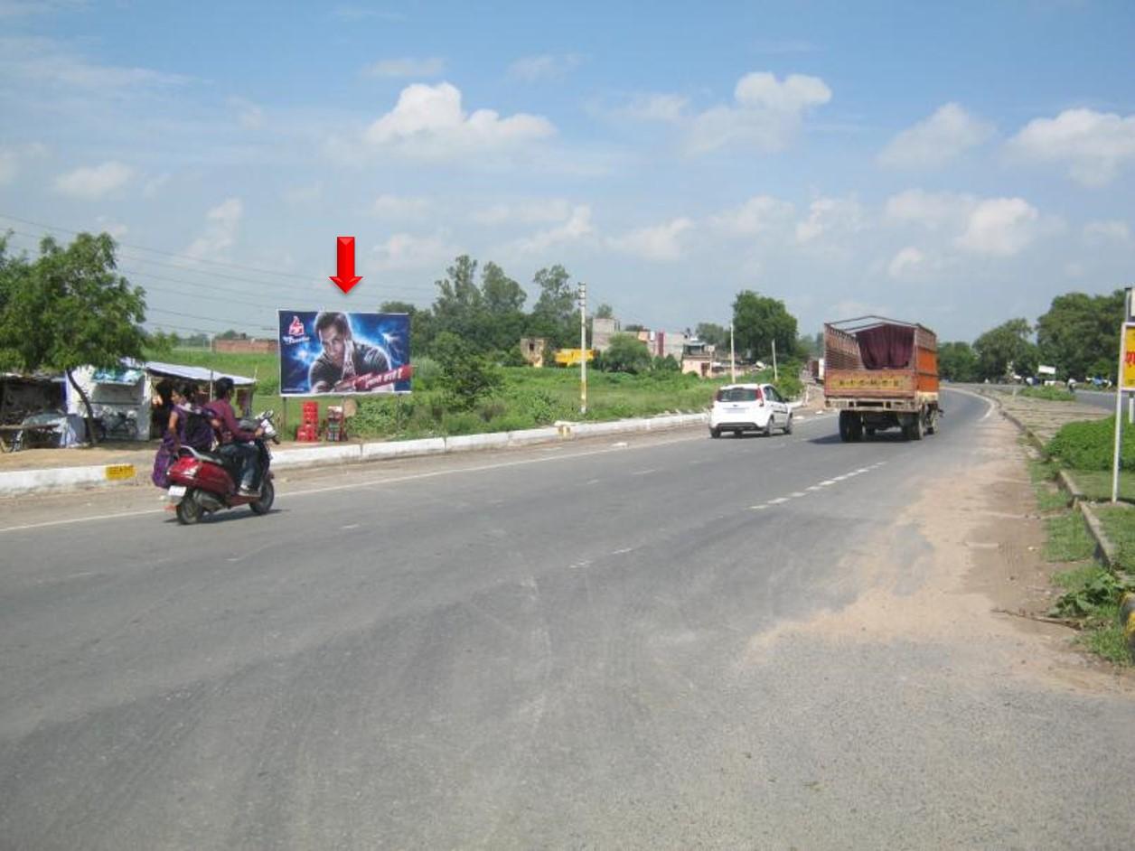 Mandi Samiti, Near Highway, Auraiya