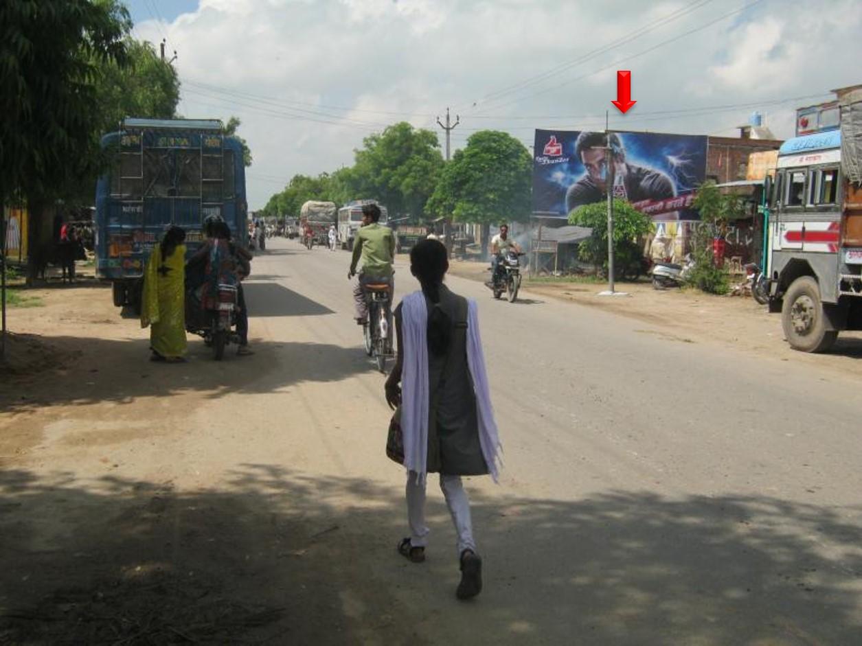 Near Jalaun Chowraha, Auraiya