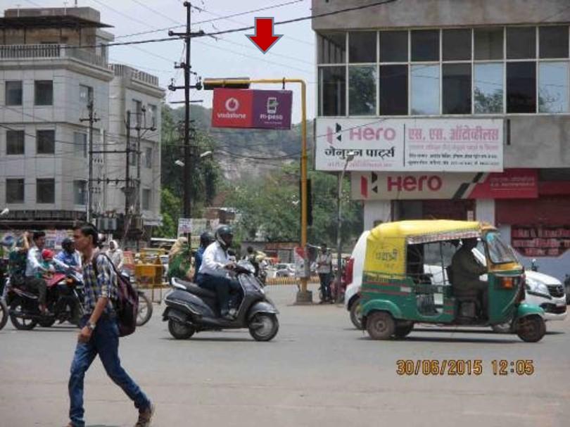 Phool Bagh Xing, Gwalior