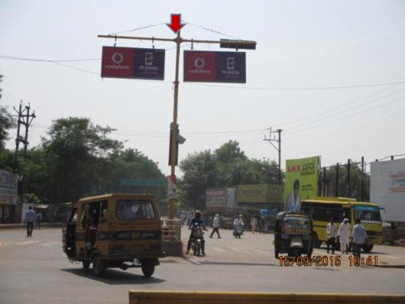 Bus Stand, Gwalior