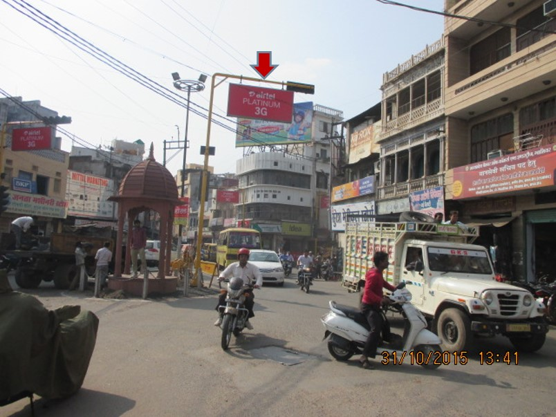 Gast Ka Taziya, Gwalior