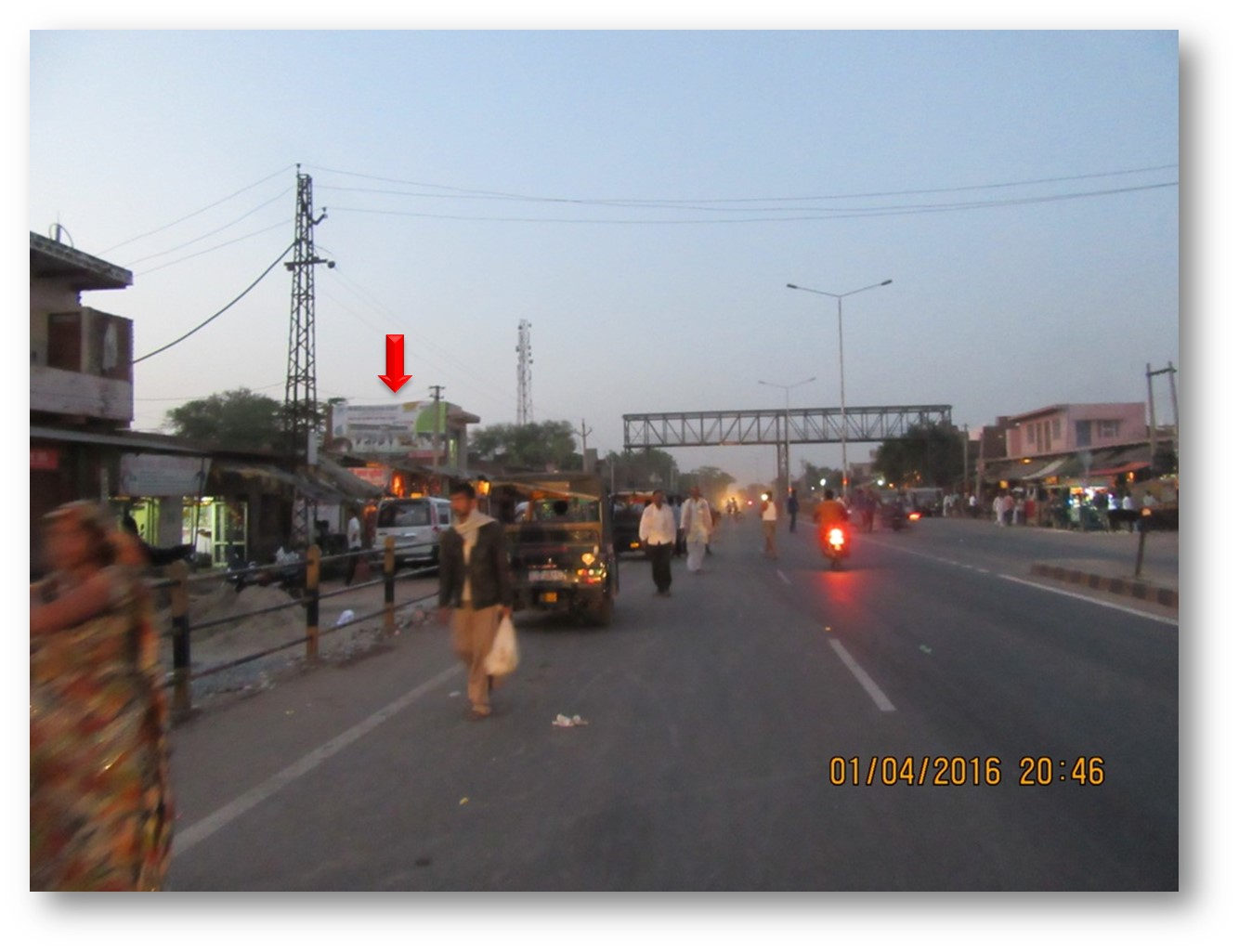 Dhanauli, Agra