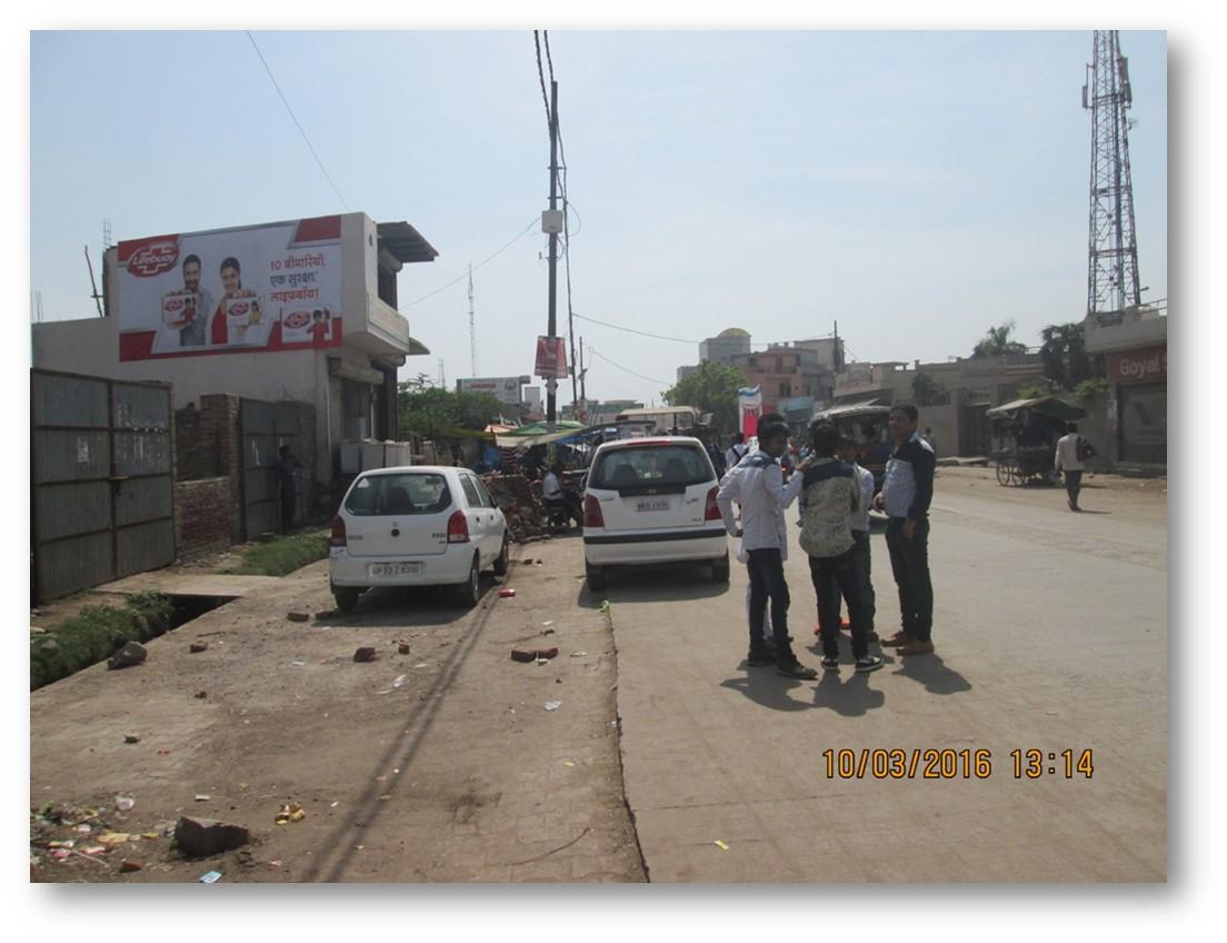 Bus Stand Xing, Kosi Kalan, Agra