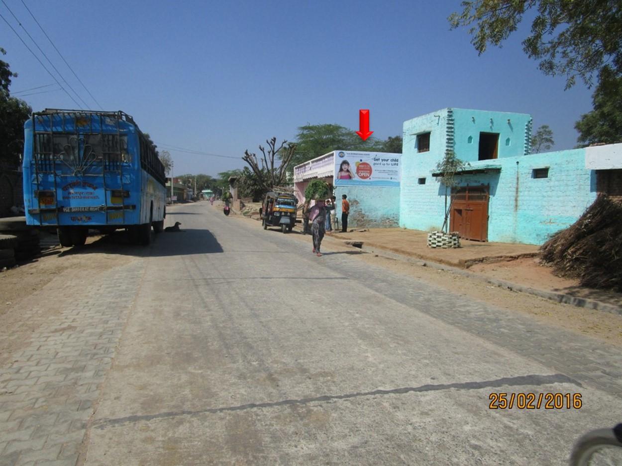 Pahaudar, Mathura