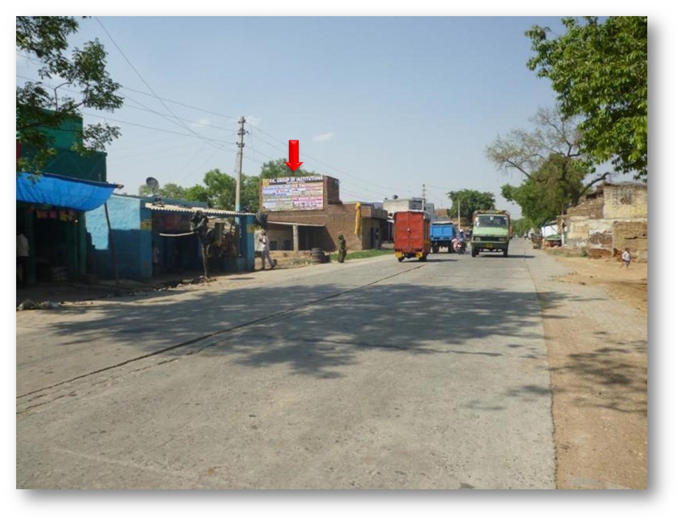 Sasni, Agra