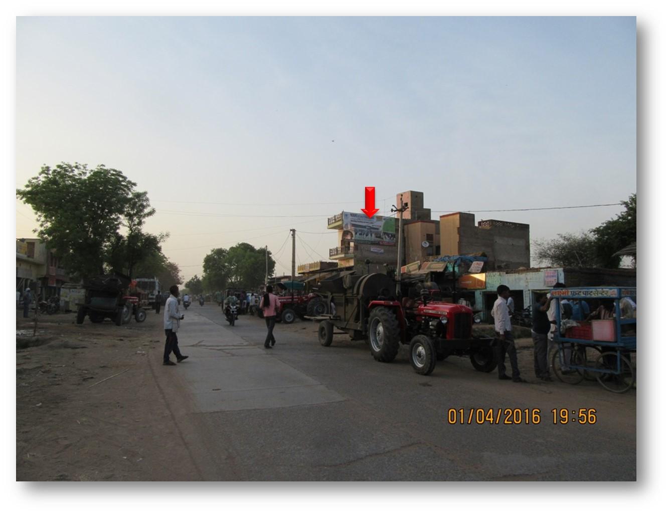 Agra to Mania,  Agra