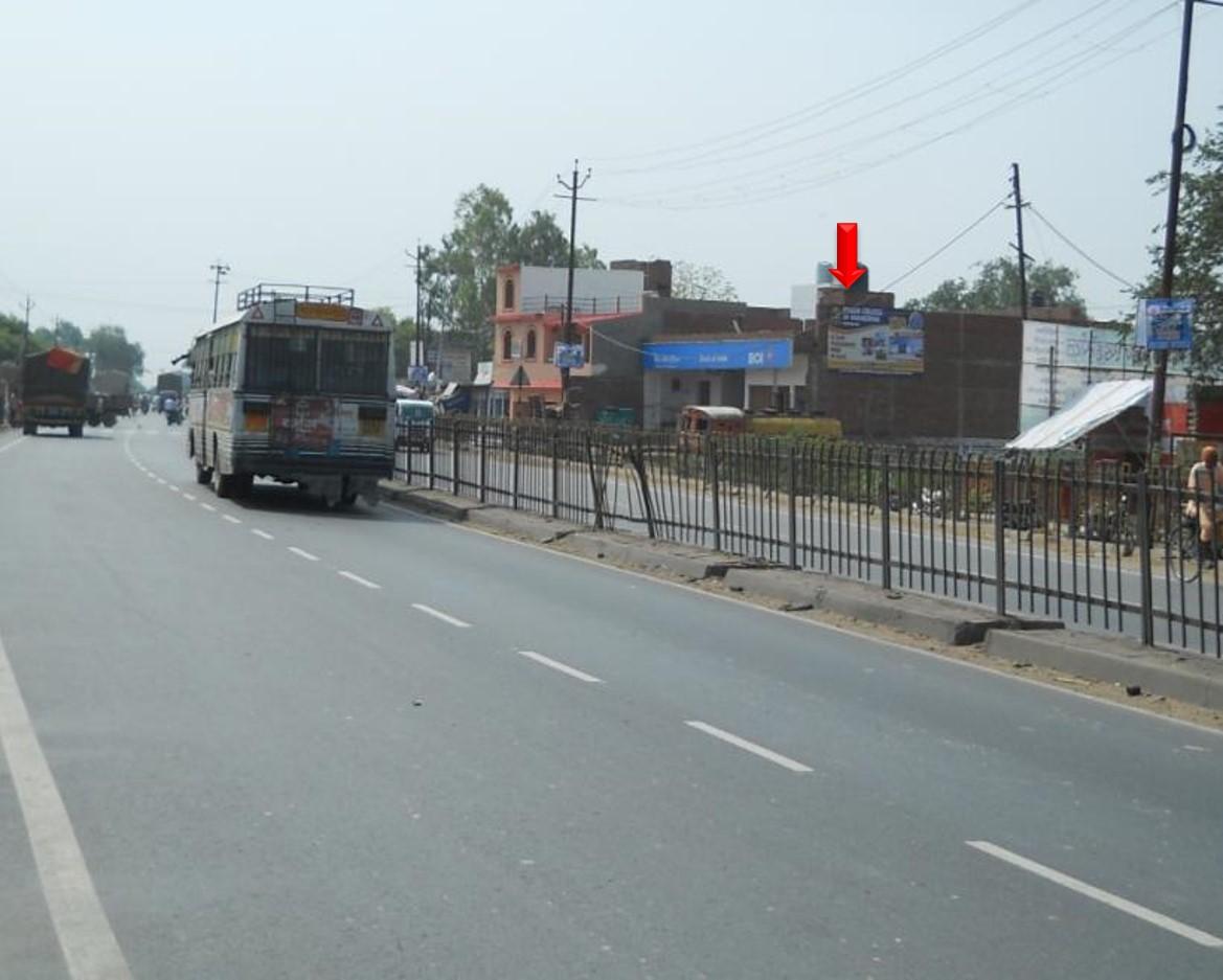 Agra to Kanpur Highway, Etmadpur, Agra