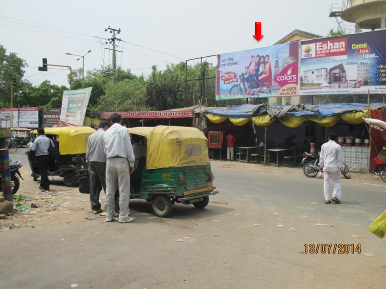Opp. Idgah Bus Stand 1, Agra