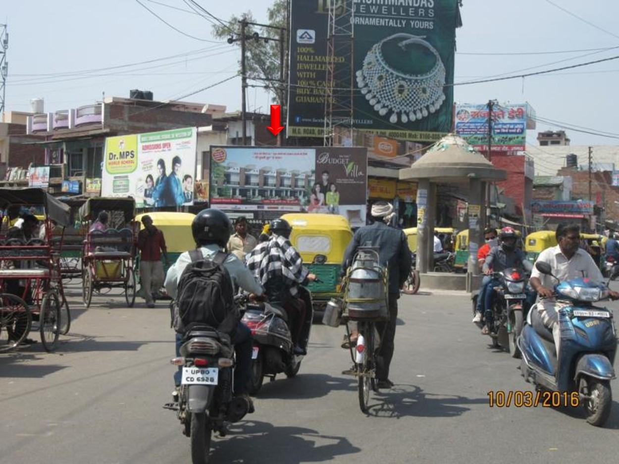 Bodla Xing, Agra