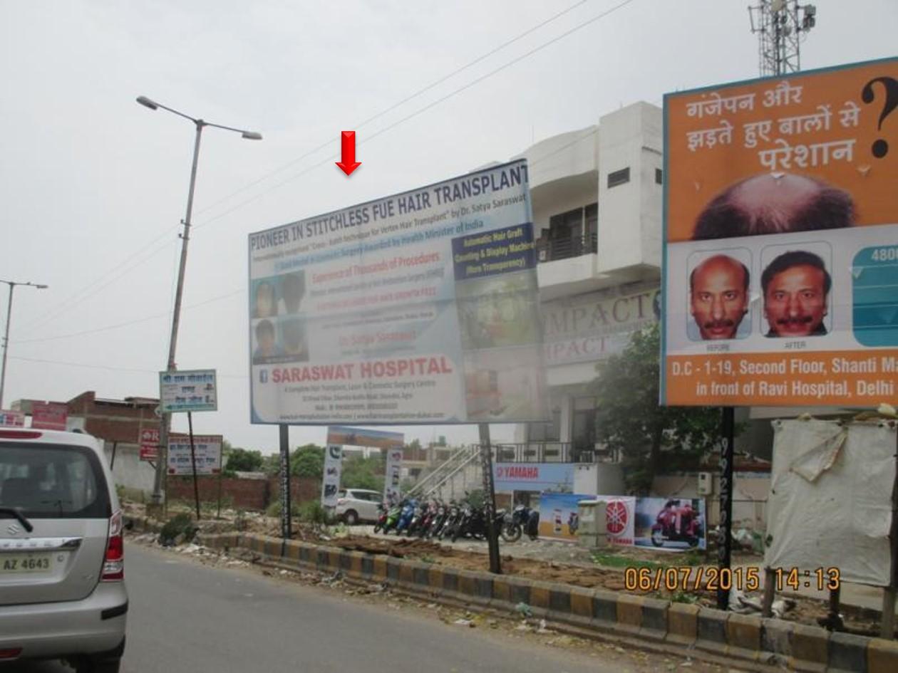 Sikandra Bodla Road, Agra