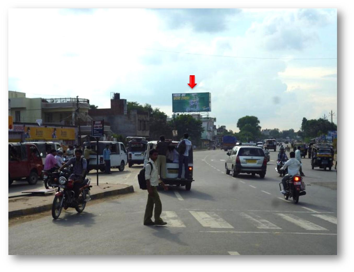 Subhash Chauraha, Shikohabad, NH-2