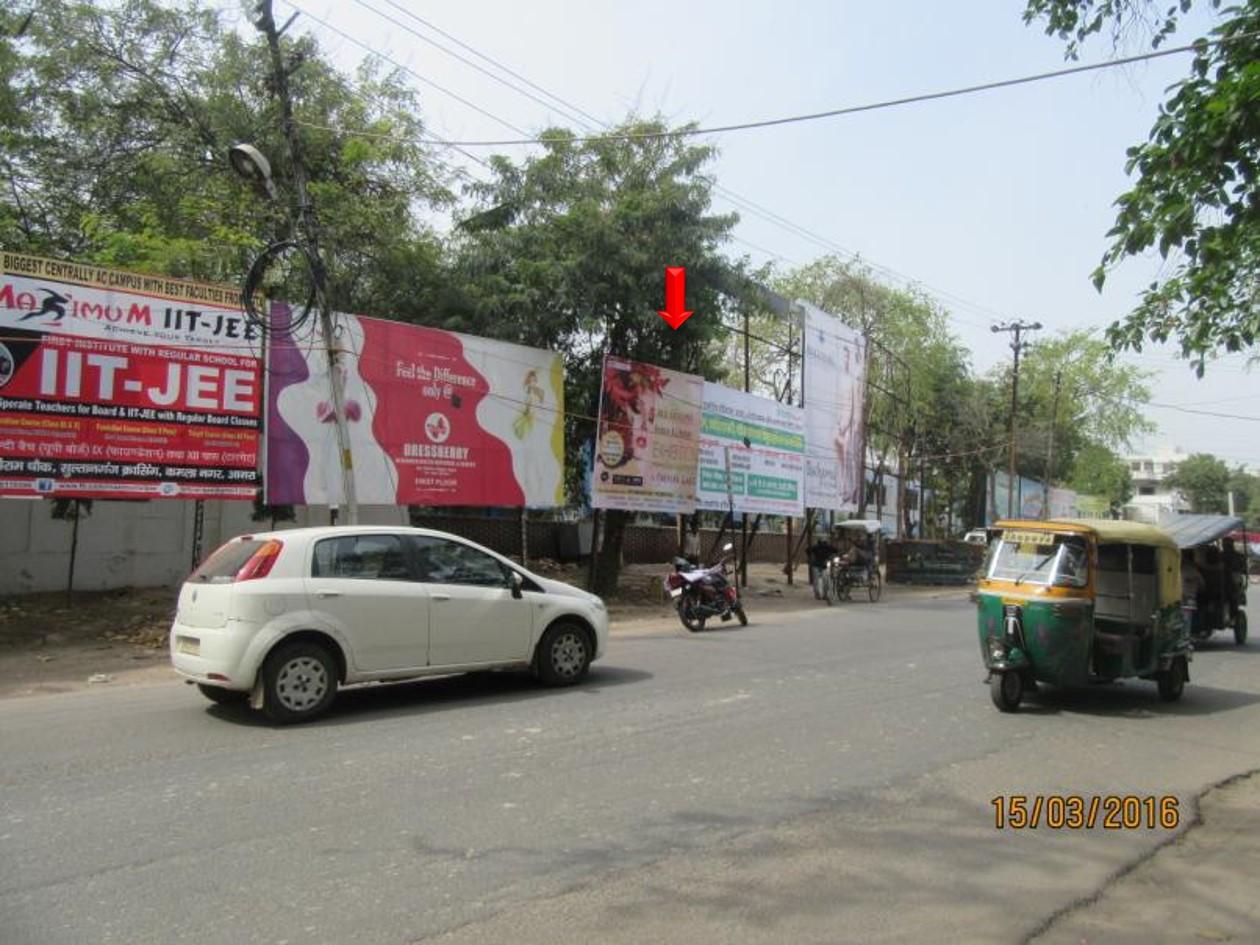 Church Road , Agra