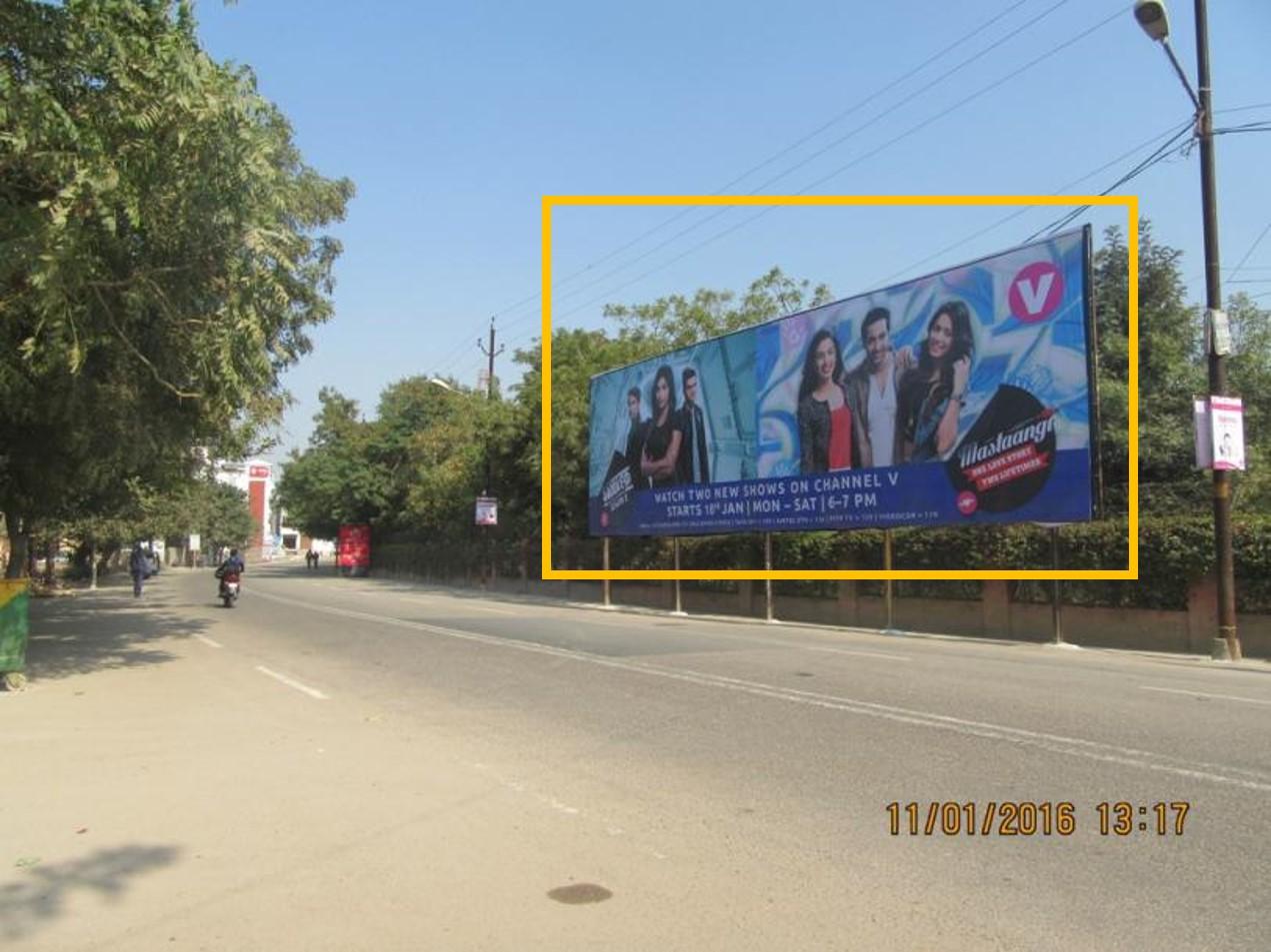 Opp. TDI Mall, Agra