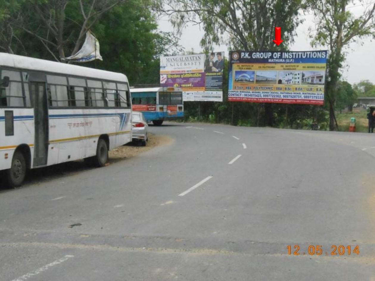 Bichpuri More, Raya, Mathura