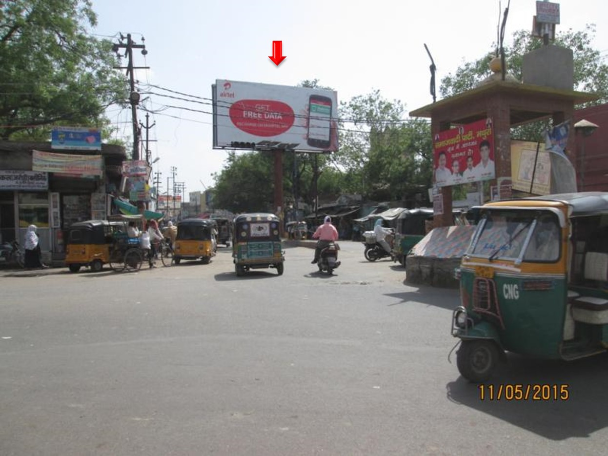 Janam Bhoomi Xing, Mathura