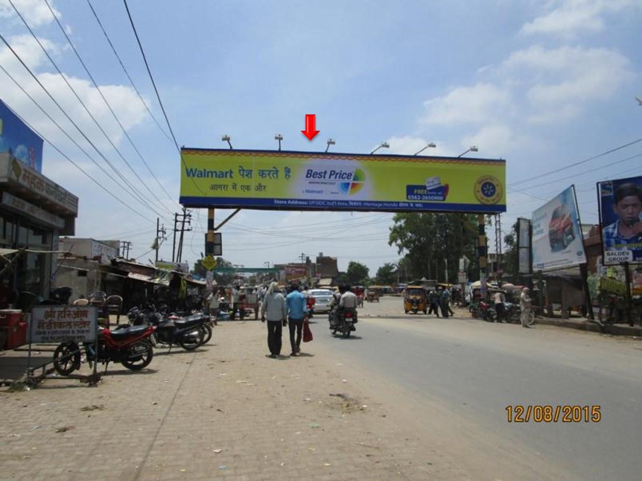 Mandi Chowraha, Mathura
