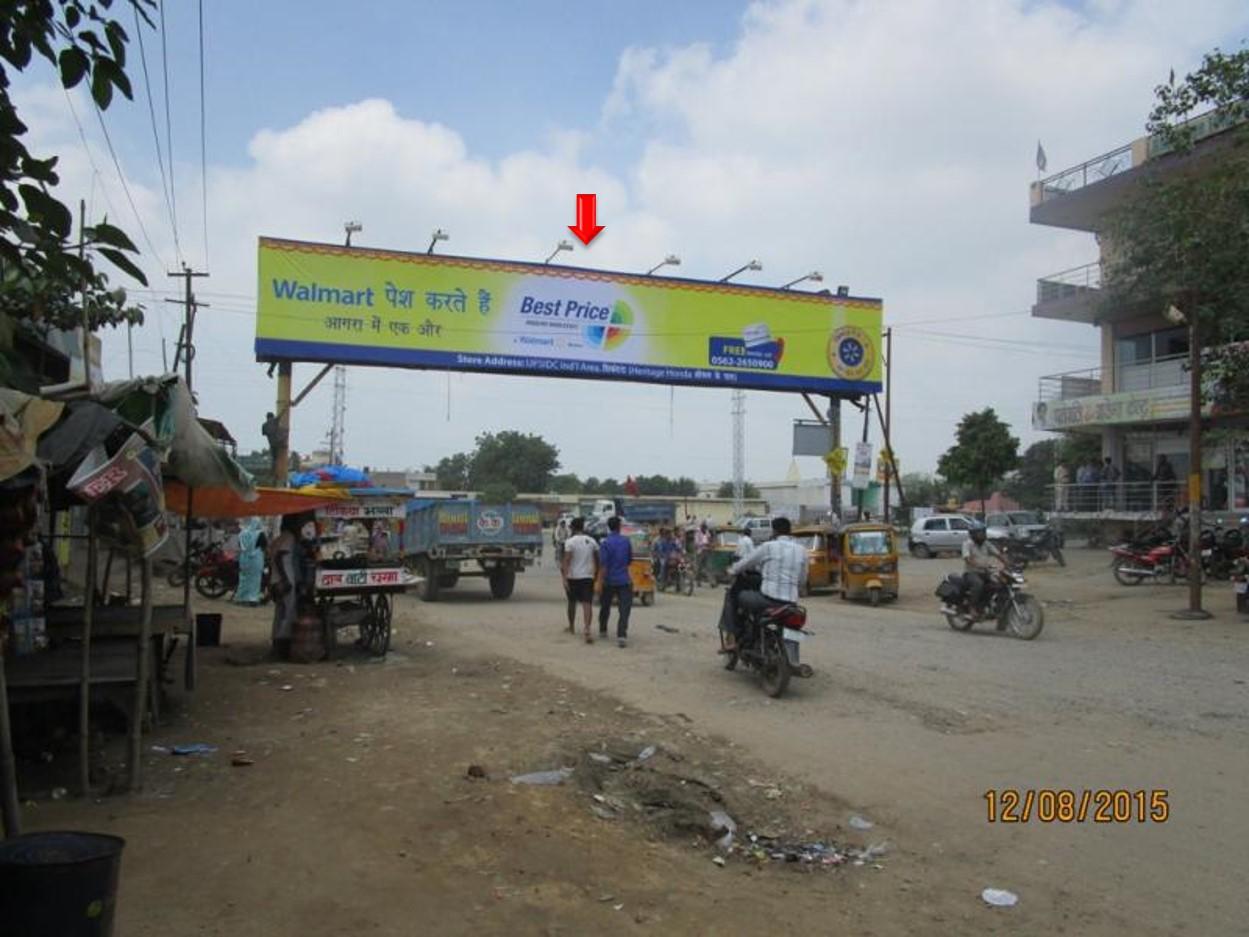 Bajrang Dharam Kanta Chowraha, Mathura