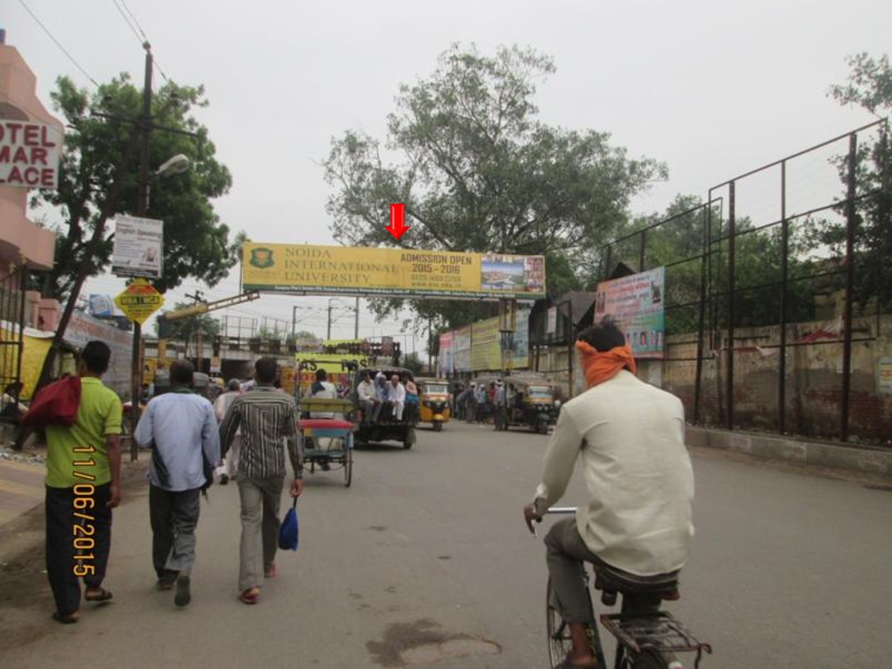 Near Bus Stand, Mathura