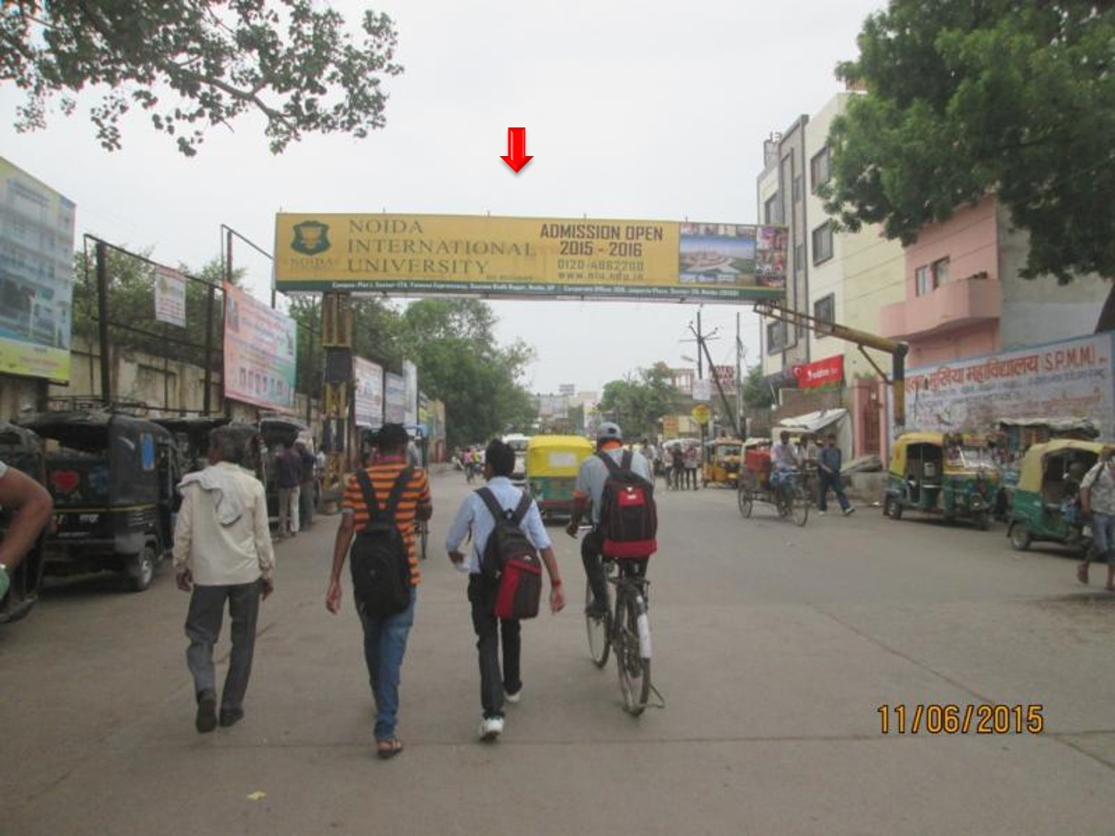 Near Bus Stand, Mathura