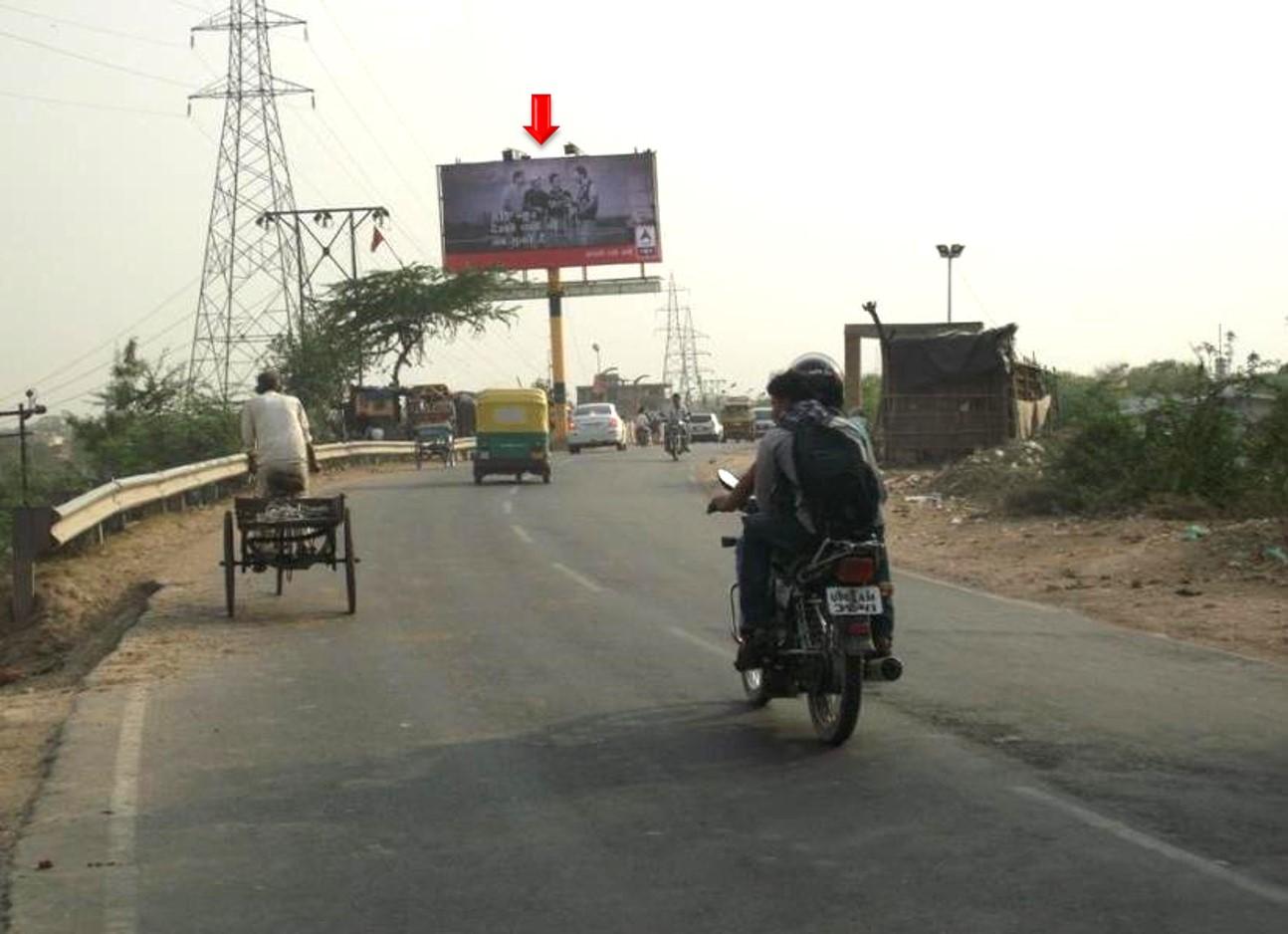 Yamuna Flyover, Laxmi Nagar, Mathura