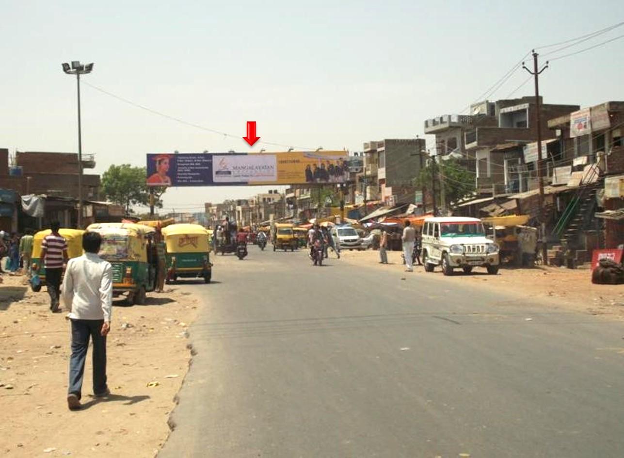 Laxmi Nagar Chowraha, Mathura