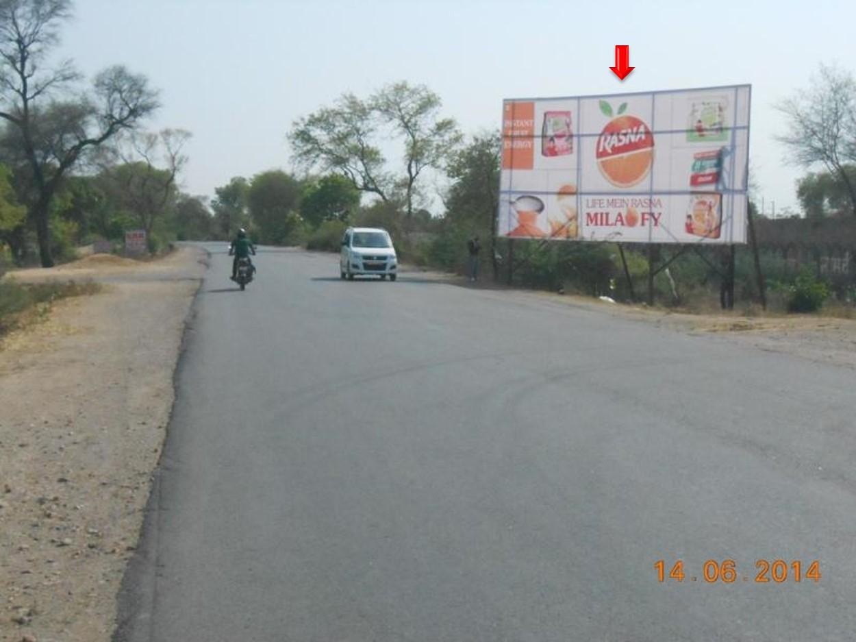 Bharatpur Road, Mathura