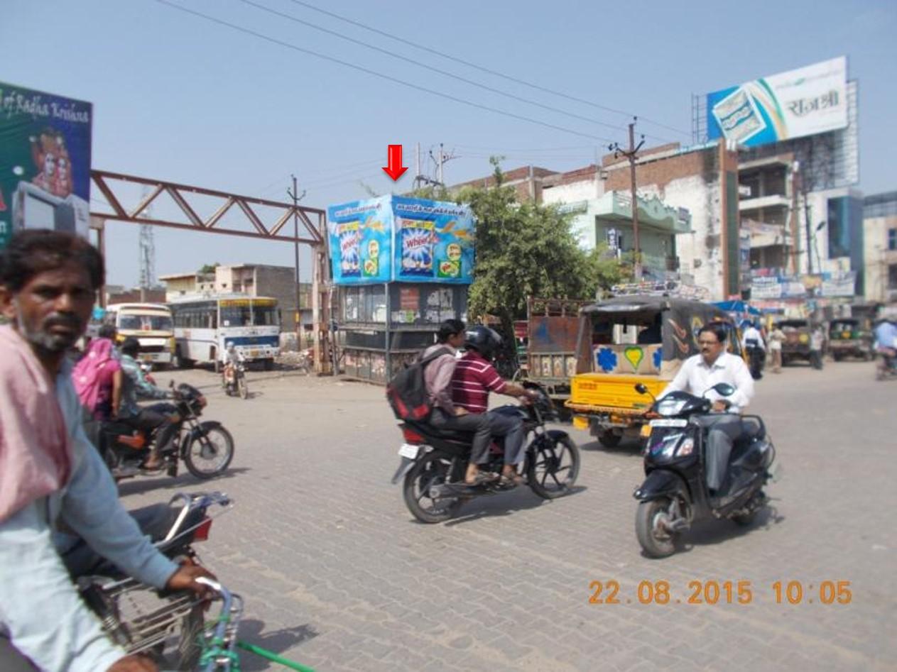 Bus Stand, Mathura