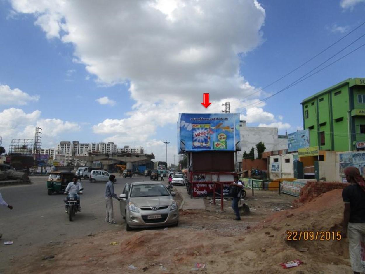 Goverdhan Crossing, Mathura
