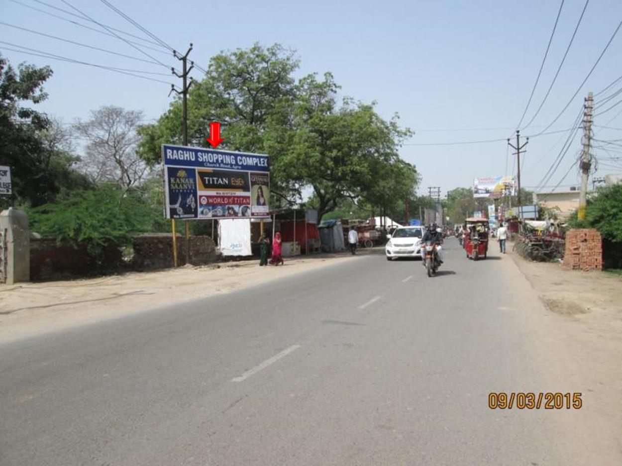 Krishna Puri, Mathura