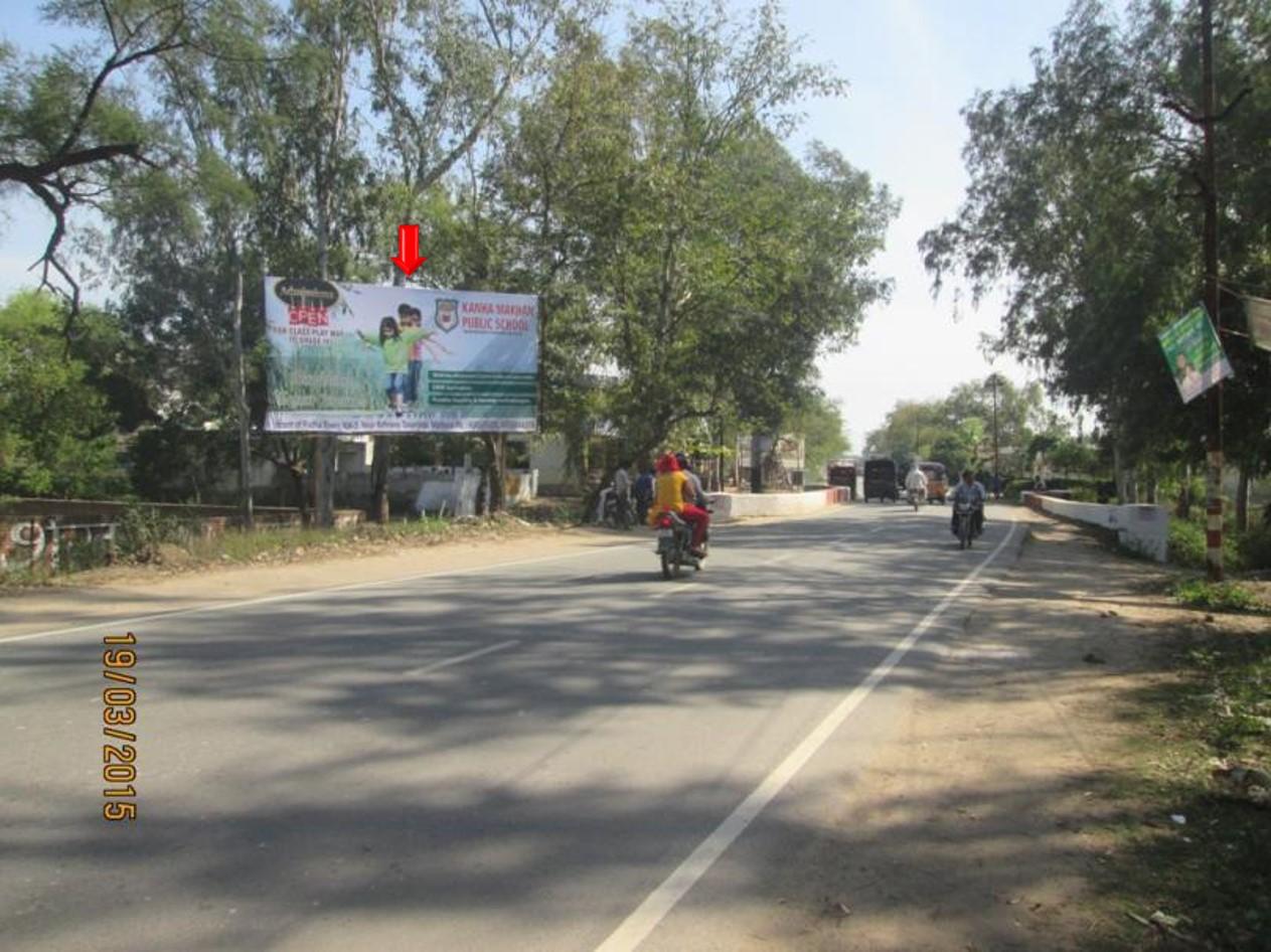 Aurangabad More, Mathura