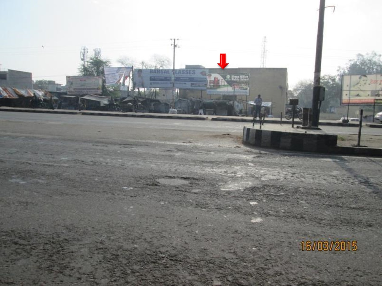 Township, Mathura